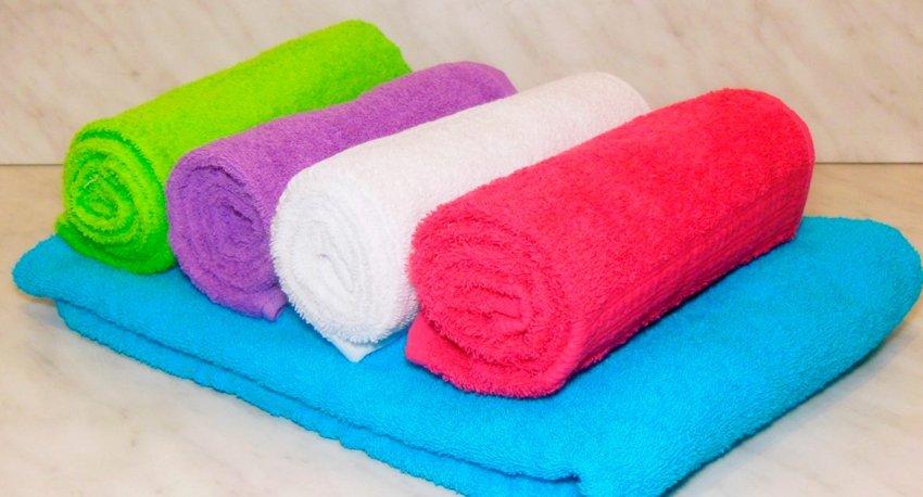 Японское упражнение с полотенцем для спины