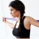 Упражнения с эспандером для спины