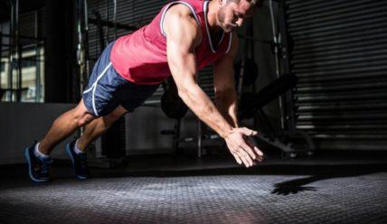Плиометрические отжимания – мощность, скорость, масса
