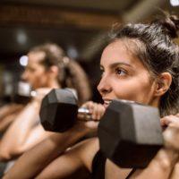 Гибридные тренировки для жиросжигания