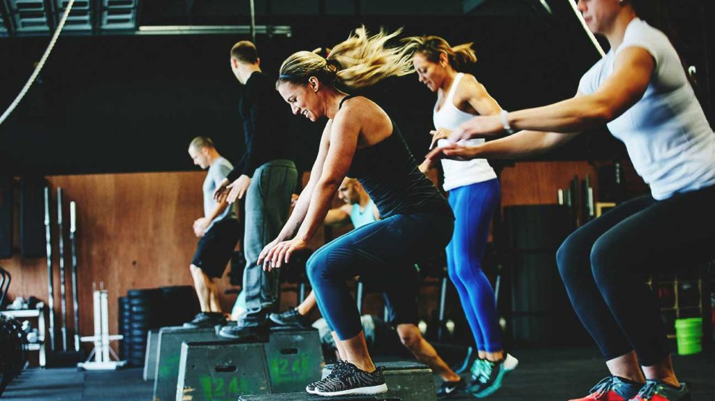 Высокоинтенсивные интервальные тренировки для похудения